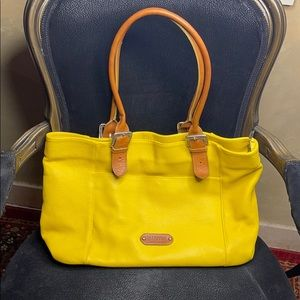 Valentina Italian leather Shoulder Bags/purse